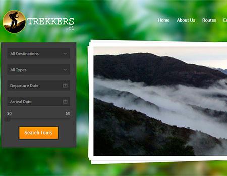 Trekkers.cl